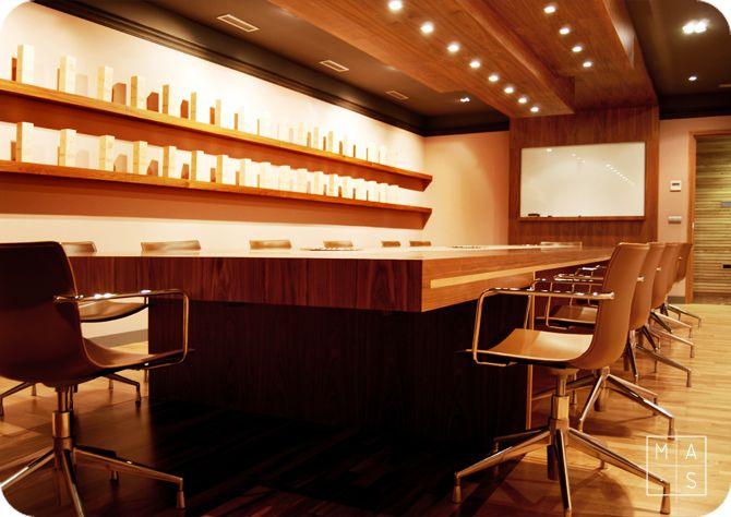 Proyecto de dise o de interiores para las oficinas de - Estudios arquitectura coruna ...
