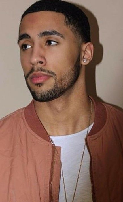Arbı3 From Th3 Løck♨: Go Follow Me On Pinterest @bracefacebaddie. Black Boy  HairstylesHispanic ...