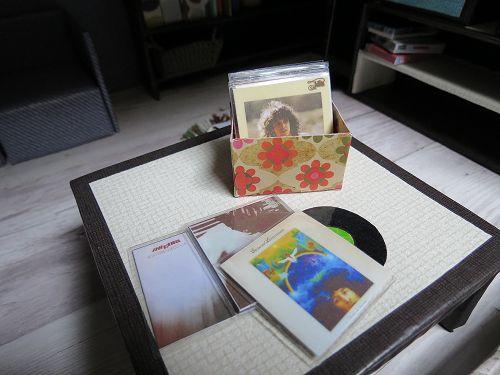 Mijn elpee's door de jaren heen / Miniature records Miniatuur