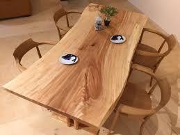 「一枚板 テーブル」の画像検索結果