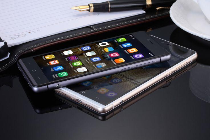 KINGZONE K2 5 Inch 3GB RAM MT6753 1.3GHz 64Bit Octa-core 4G LTE Smartphone Sale-Banggood.com