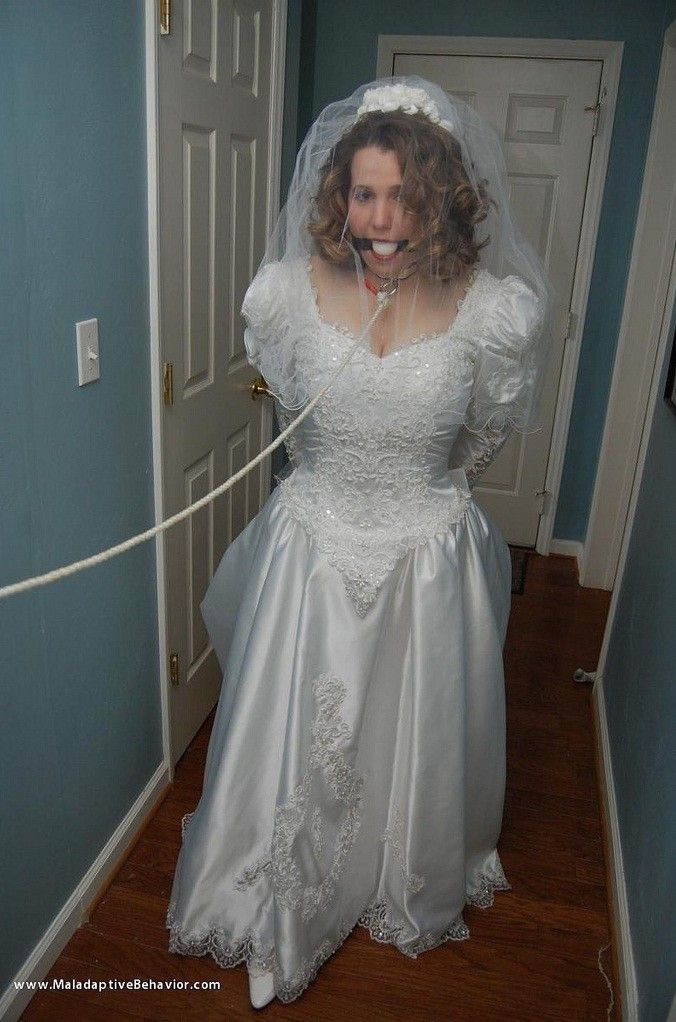Wedding Bondage 80