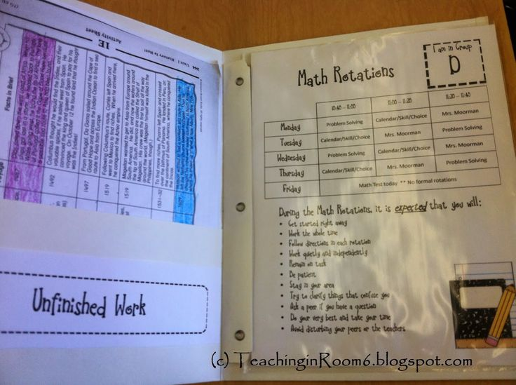 Only have 60 minutes for math? Here is a Math workshop/rotation model that an upper elementary teachers uses in her room that takes 60 minutes to work!