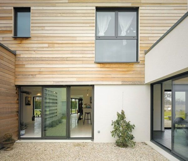 ECO CHIC/GREEN: Sustainable Home in France. 4/20/2012 via @Freshome