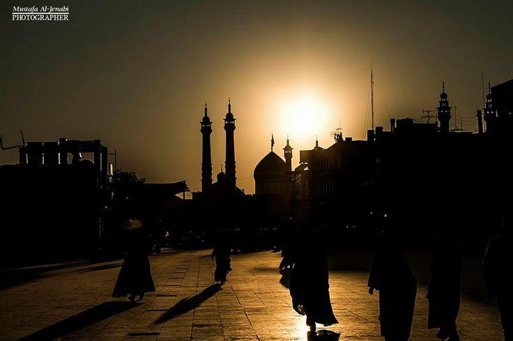 Qum / Iran Taken by Mustafa Al-Jenabi