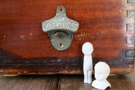 Coca Cola Bottle Cap Opener Beer Bottle Openers by FoundByHer