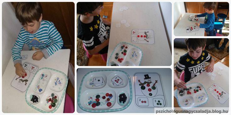 Hány gombja van a hóembernek? pszichologusnagycsaladja.blog.hu Nyomtatható: http://www.makinglearningfun.com/themepages/SnowmanAdditionFun.htm