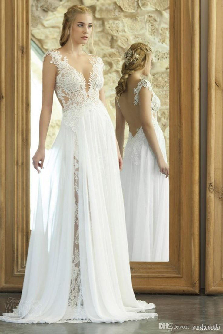Seoproductname Boho Wedding Gown 2015 Wedding Dresses