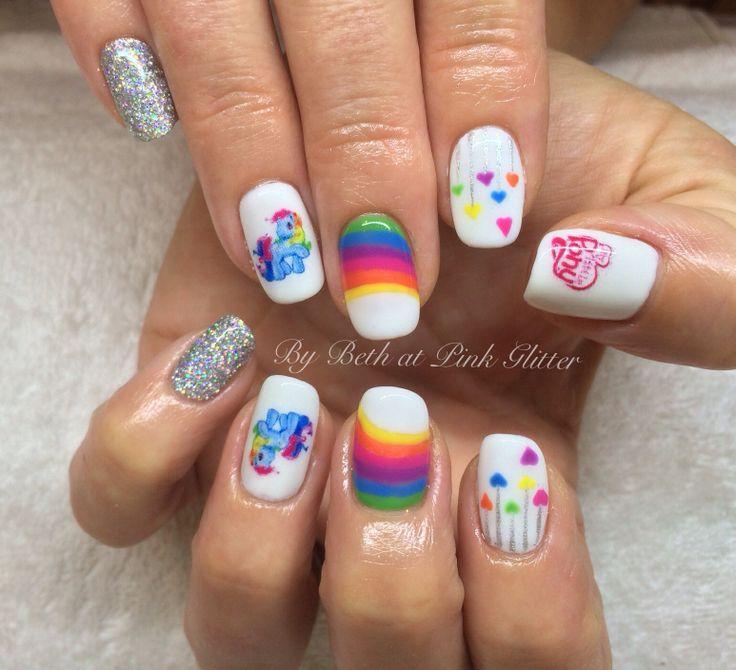 Little Google1 Nail Art: Nail Art By Pink Glitter