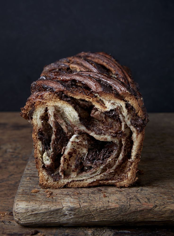 Chocolate Babka (Breads Bakery)