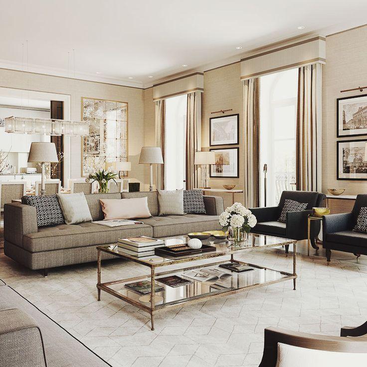 34 best luxury interiors images on pinterest living room for Interior designers based in london