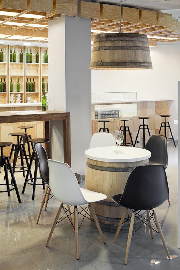 M s de 1000 ideas sobre mesa de barril de vino en for O kitchen mira mesa