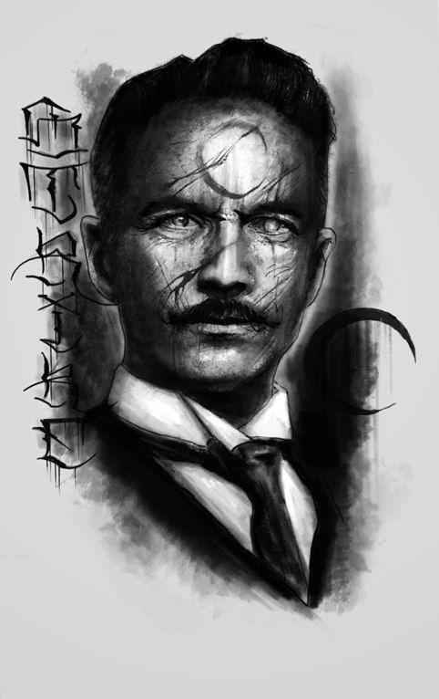 Black Mustache INK Tattoo
