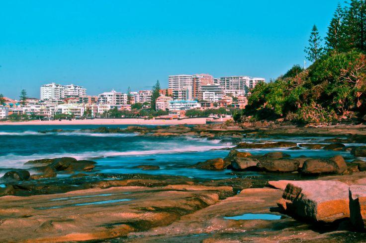 Caloundra, Sunshine Coast, Australia.