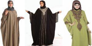 Model Busana Muslim 2017 untuk Orang Gemuk
