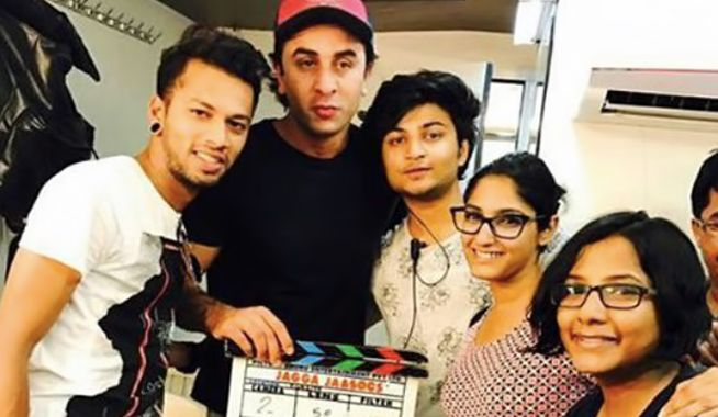 Ranbir Kapoor wraps jagga jasoos shoot, ranbir kapoor jagga jasoos, mangobollywood, jagga jasoos, ranbir kapoor finally wraps up the shooting of jagga jasoos, Katrina Kaif,anurag basu, ranbir kapoor wraps up the shoot, Ranbir Kapoor wraps up Jagga Jasoos, mangobollywood,
