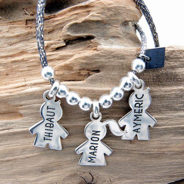 Collier Bracelet Personnages personnalisé