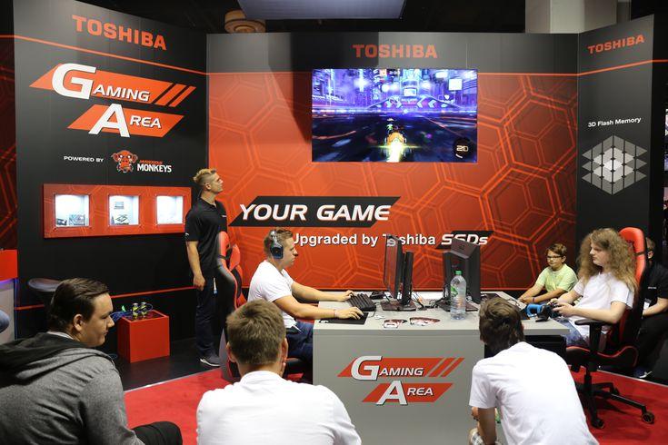 #Exhibition #Gamescom #Köln #Boothbuilder #Viavend