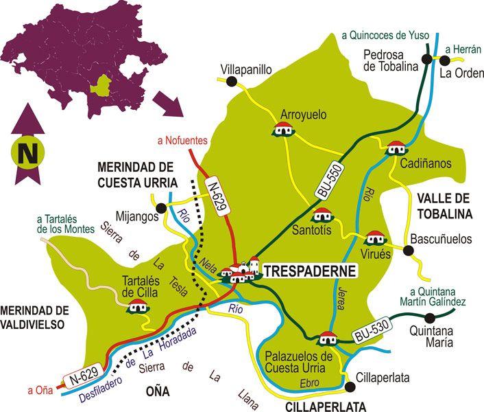 Las Merindades - Trespaderne