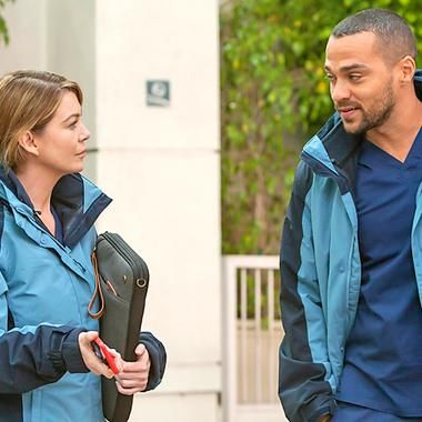 Hot: Grey's Anatomy recap: 'All Eyez on Me'