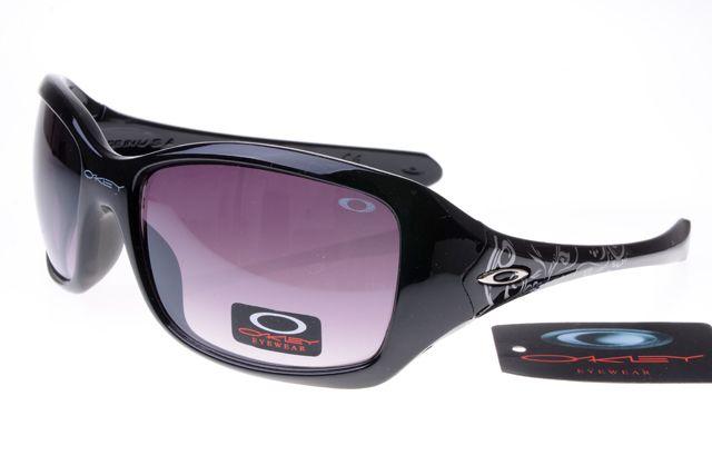 Oakley Womens Sunglasses Black Frame Gray Lens 1213 [oakley 1213] - $25.00 : Ray-Ban® And Oakley® Sunglasses Online Store