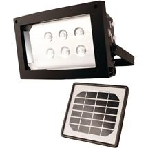 Walmart: Maxsa Innovations Solar-Powered Flood Light