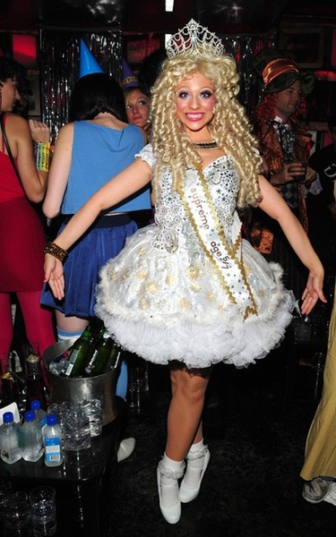 beauty pageant child....I really need to stop watching toddlers and tiaras!