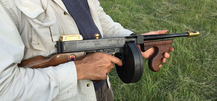 The Annihilator: The Rise and Fall of the Thompson Submachine Gun