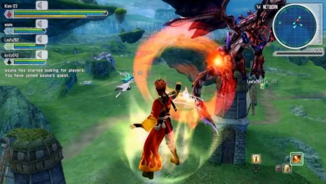Sword Art Online Lost Song – videogame dal sapore giapponese per PS3 PS4