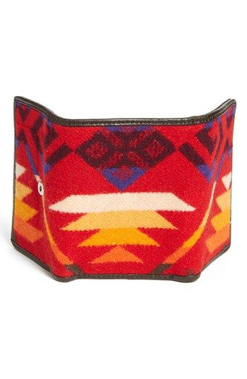 Pendleton 'Coyote Butte - Small' Trifold Wallet | Nordstrom
