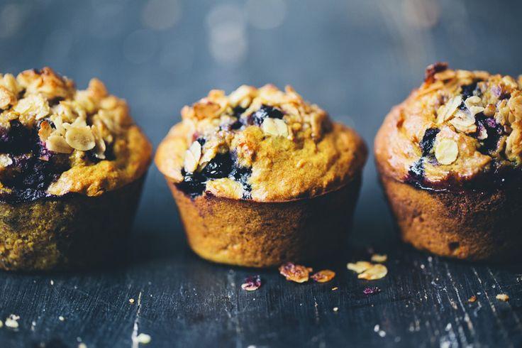 Turmeric Breakfast Muffins - Green Kitchen Stories - Easy to Make Vegan.