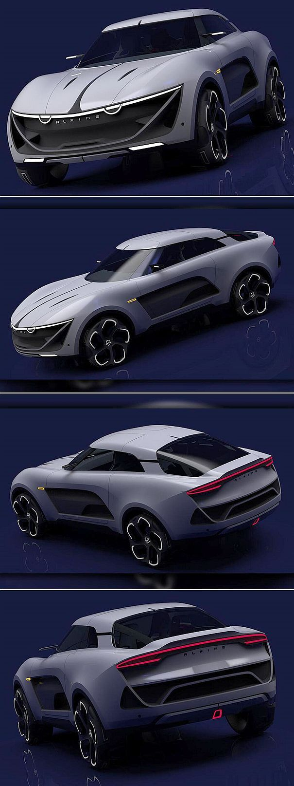 Alpine suv 2025 concept crossover rashid tagirov