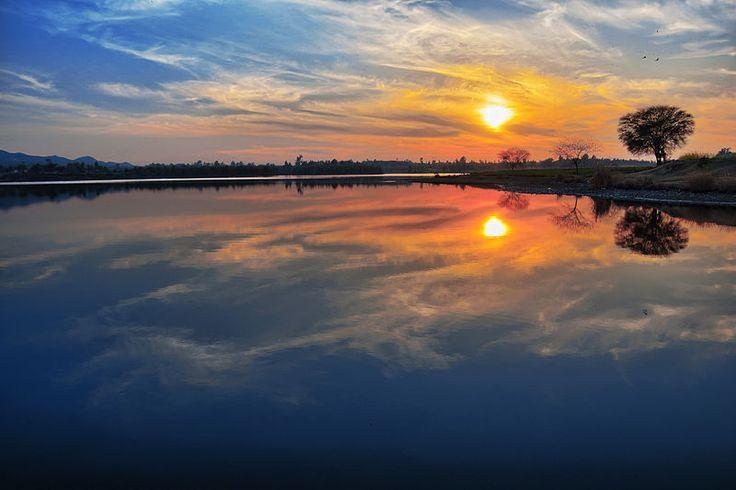 Qibla Bandi Lake,