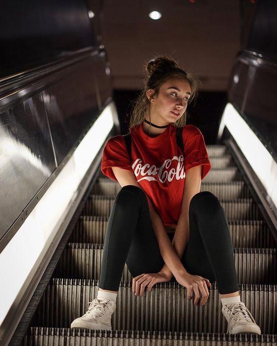 Coca-Cola-Hipster-Ausrüstung hat mich zum Sprudeln gebracht – Japan hyp … – #Bubbling #Coca #Cola #Gear #Chipster