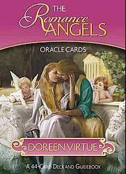 Ángeles del romance: Juego de cartas por Doreen Virtue - © Doreen Virute, Hay House Inc.