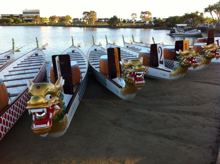 Boats at Lake Kawana -Nationals 2014