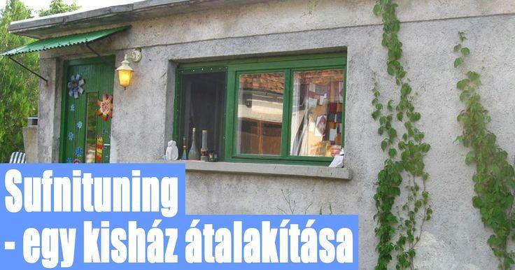 Sufnituning, a Kreatív Hobbik Csoport az otthoni barkácsolás világát mutatja be következő DIY cikkében, ahol egy kisház átalakítása kerül terítékre.