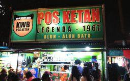 Pos Ketan Legenda - 1967