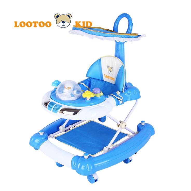 China made hot sale low cost baby bouncer, musical safety baby jumper, musical baby walker