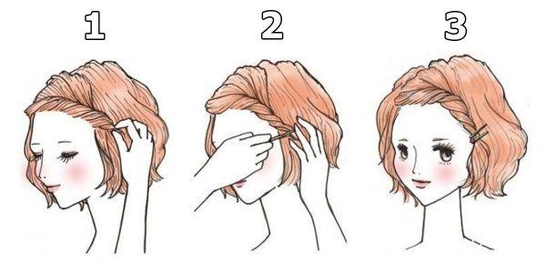 20 coiffures faciles et élégantes dont vous ne pourrez...