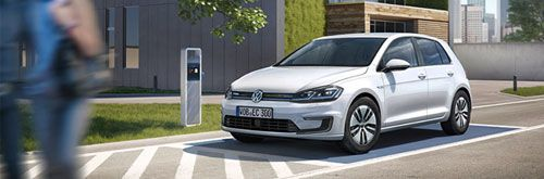 Galerie: Rapport VW e-Golf
