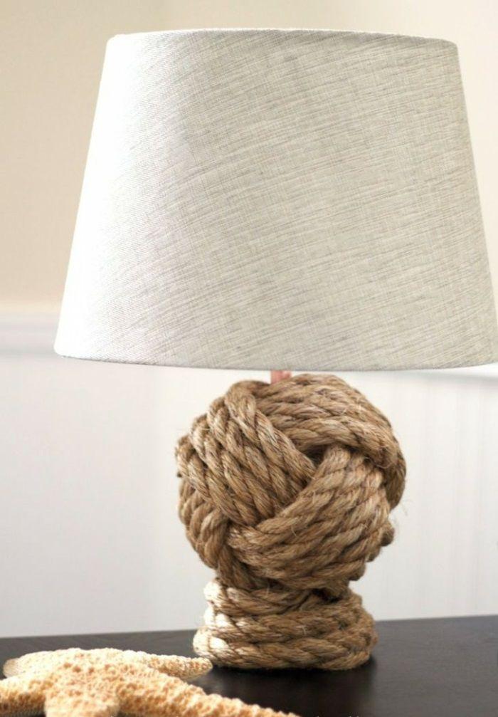 Lampen selber machen – 25 inspirierende Bastelideen
