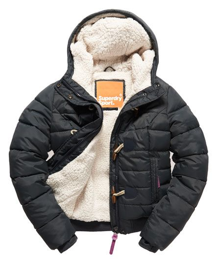 Superdry Sports Toggle Puffer - Jassen voor Dames