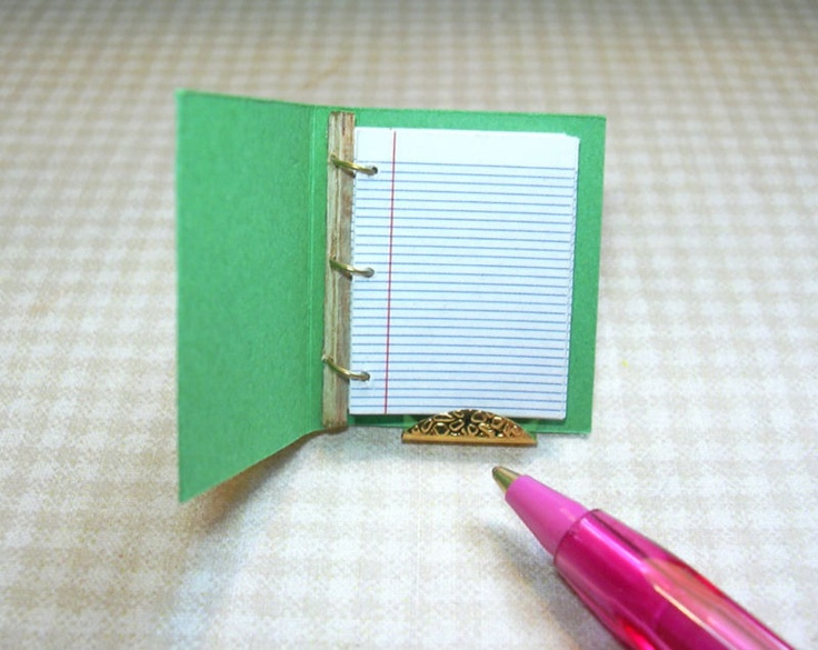 X Ring Binder Notebook