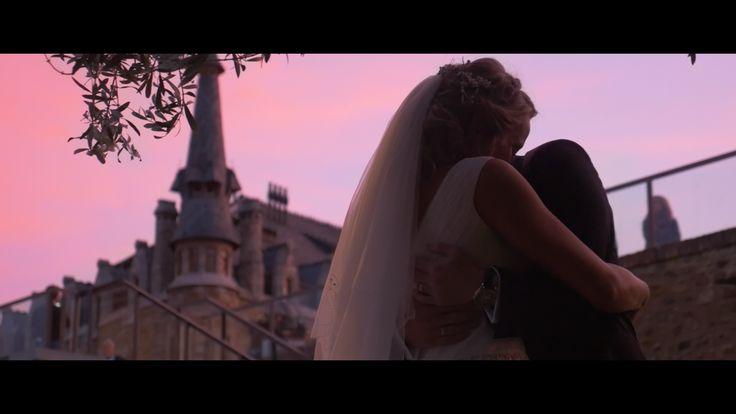 Los mejores momentos de vuestra boda en vídeo, un recuerdo para toda la vida #wedding #organizadorbodas #planner #bride #video #reportaje 👰 💒