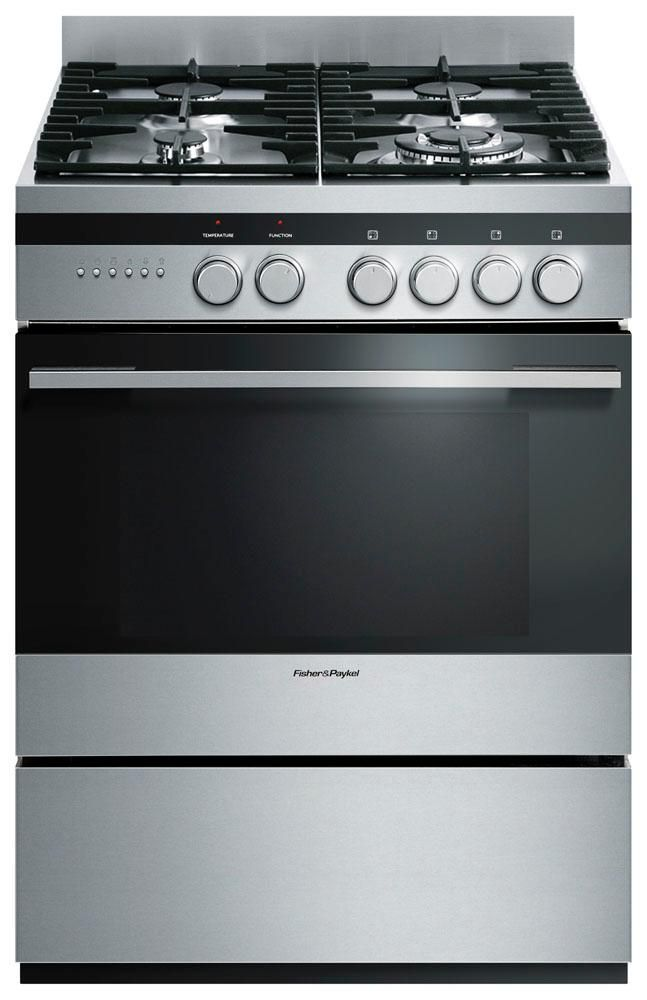 Fisher & Paykel Gas Cooktop Electric Oven $2319.20 from Noel Leeming