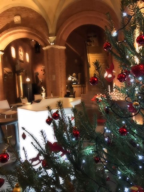 Merry Christmas from Palazzetto Rosso