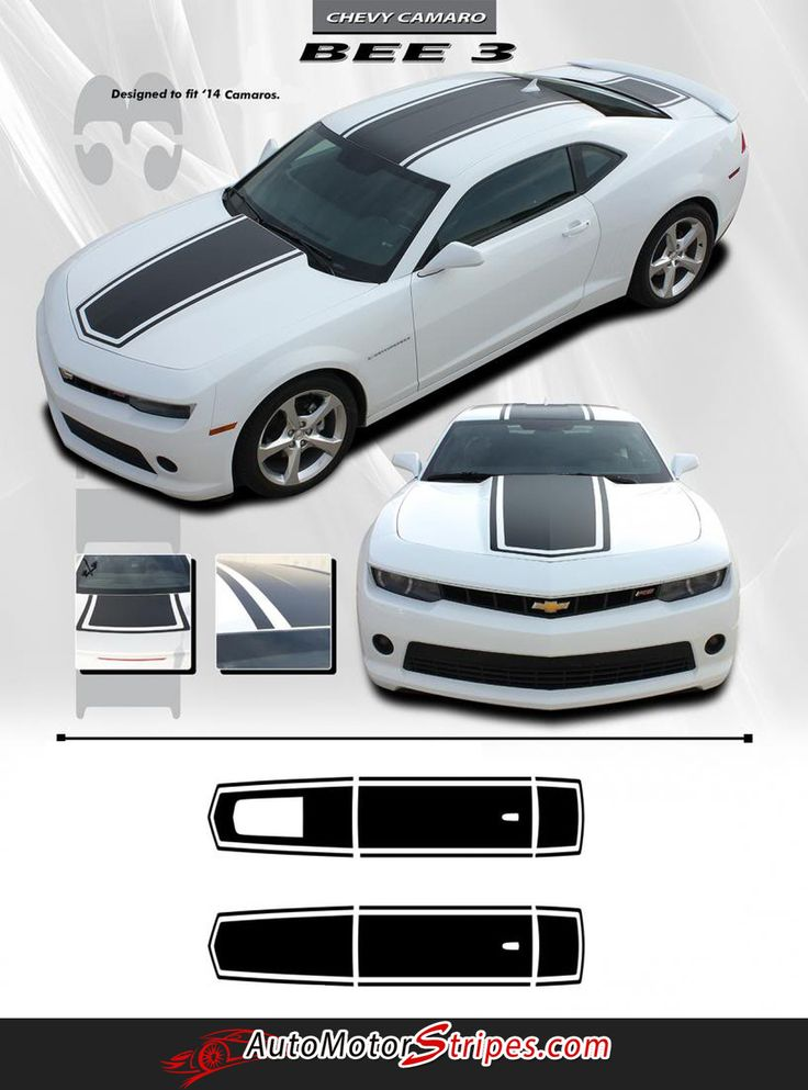 39 best chevy camaro vinyl graphics stripes decals by 2014 2015 chevy camaro bee 3 bumblebee center wide rally racing stripes 3m kit ss v6 models publicscrutiny Gallery