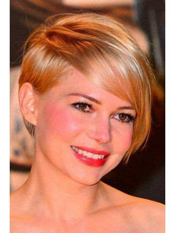 Gwen Stefani Straight Capless Remy Human Hair Wig