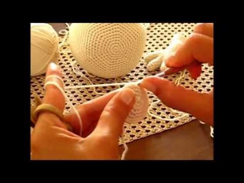 El Örgüsü Oyuncak - Amigurumi Teknikleri - Sihirli Halka İle Başlangıç - YouTube
